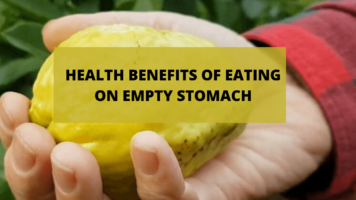 HEALTH BENEFITS OF EATING ON EMPTY STOMACH (1)